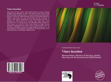 Buchcover von Vinex-location