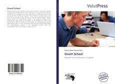 Bookcover of Ossett School