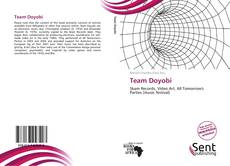 Bookcover of Team Doyobi