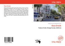 Bookcover of Oso Creek