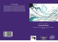 Bookcover of Team Heather