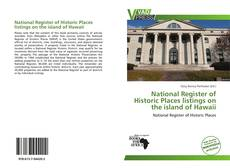 Обложка National Register of Historic Places listings on the island of Hawaii