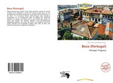 Bookcover of Beco (Portugal)