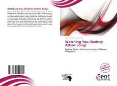 Bookcover of Watching You (Rodney Atkins Song)