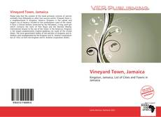 Bookcover of Vineyard Town, Jamaica
