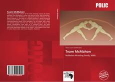 Bookcover of Team McMahon