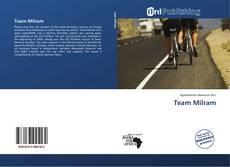 Team Milram kitap kapağı