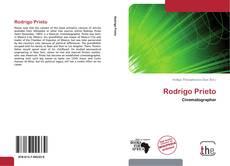 Rodrigo Prieto kitap kapağı