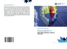 Buchcover von Osoaviakhim-1