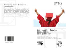 Bookcover of University Grants Commission (Bangladesh)