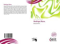 Portada del libro de Rodrigo Riera
