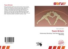 Capa do livro de Team Britain