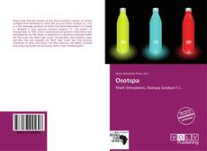 Bookcover of Osotspa