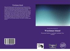 Bookcover of Watchman Island