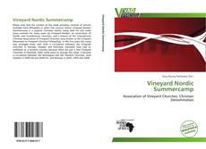 Обложка Vineyard Nordic Summercamp