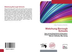Watchung Borough Schools kitap kapağı