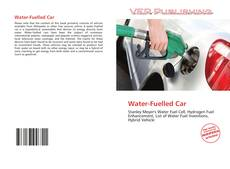 Portada del libro de Water-Fuelled Car