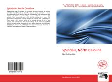 Buchcover von Spindale, North Carolina