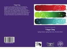 Bookcover of Vingt Cinq