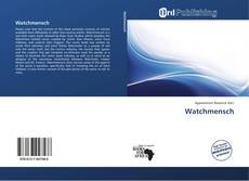 Bookcover of Watchmensch