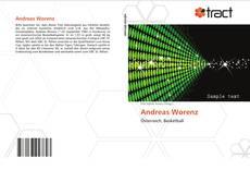 Portada del libro de Andreas Worenz