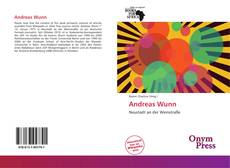Bookcover of Andreas Wunn