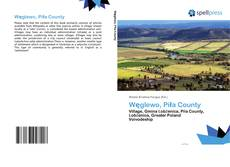 Bookcover of Węglewo, Piła County