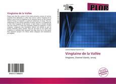 Bookcover of Vingtaine de la Vallée