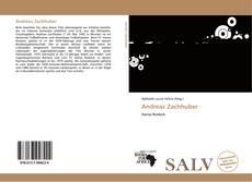 Andreas Zachhuber的封面