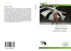 Bookcover of Beckii Cruel