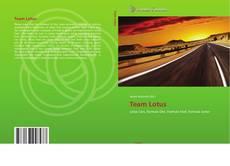 Team Lotus的封面