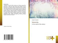 Bookcover of Solemnity