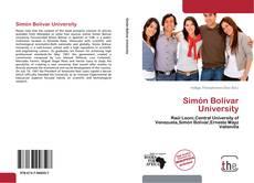 Simón Bolívar University的封面