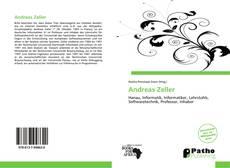Bookcover of Andreas Zeller