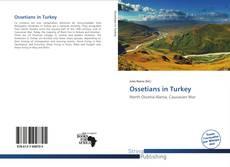 Ossetians in Turkey kitap kapağı