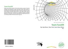 Copertina di Team Facelift