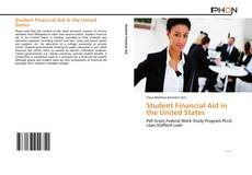 Student Financial Aid in the United States kitap kapağı