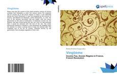 Bookcover of Vingtième
