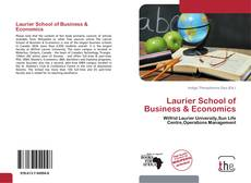 Bookcover of Laurier School of Business & Economics