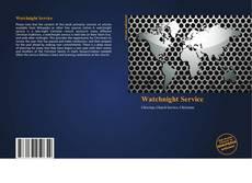Buchcover von Watchnight Service