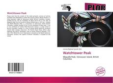 Bookcover of Watchtower Peak