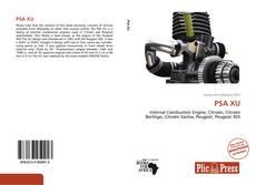 PSA XU kitap kapağı