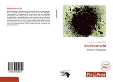 Andreasnacht kitap kapağı