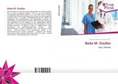 Beda M. Stadler kitap kapağı