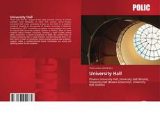 Bookcover of University Hall