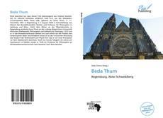 Borítókép a  Beda Thum - hoz