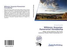 Capa do livro de Wiktoryn, Kuyavian-Pomeranian Voivodeship