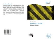 Portada del libro de Andreea Cioacă