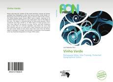 Capa do livro de Vinho Verde