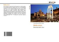 Beda vicus的封面